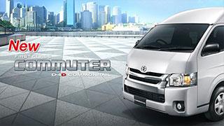 Van Hire service with driver