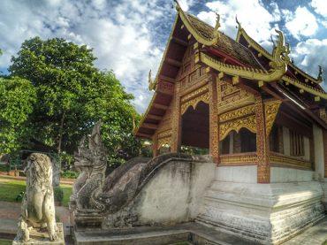 Wat Phasing Chiang Mai